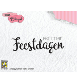 DTCS023 Clearstempel Tekst NL - Nellie Snellen