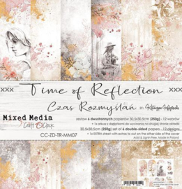 Time to Reflection - Paperpad 20.3 X 20.3 CM - Craft O'Clock