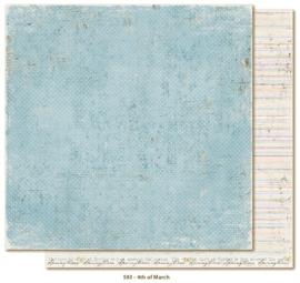 593 Scrappapier dubbelzijdig - Vintage Spring - Maja Design