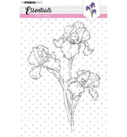 SL-ES-STAMP57 - SL Clear Stamp Iris Essentials nr.57 - Studio Light