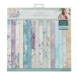 Paperpad 30.5 x 30.5 cm - Vintage Lace - Crafters Companion  - PAKKETPOST!