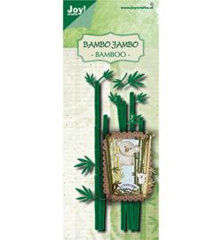 6002-1628 - Stans-embosmal - Noor - Bamboe