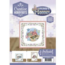 CH10009 Creative Hobbydots - Funky Hobbies - Yvonne Creations