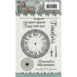 ADCS10054 Clearstempel - Christmas Wishes - Amy Design