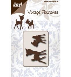 6003/0075 Snij- en embosmal - Joy Crafts