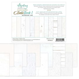 Paperpad Mintay - Basic Book 1 - 15.2 x 20.3 cm - MT-BKG-01
