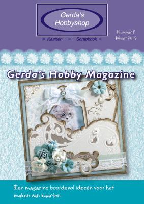 Gerda's Hobby Magazine nr. 8