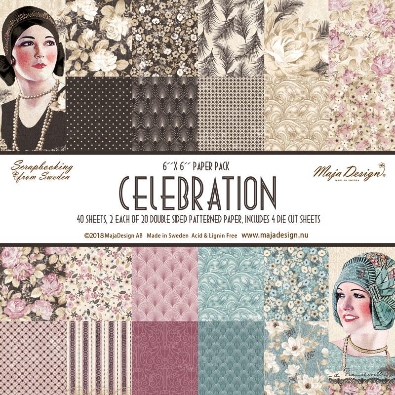 Paperpad Celebration - Maja Design