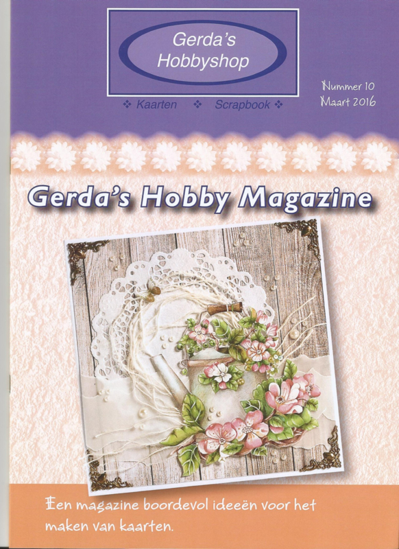 Gerda's Hobby Magazine nr. 10