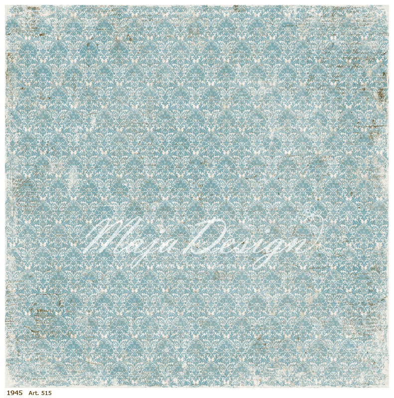 515 Scrappapier dubbelzijdig - Vintage Summer - Maja Design