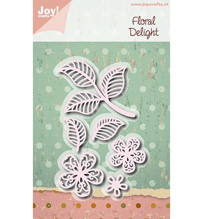 6002-1114 Snij- en embosmal - Joy Crafts