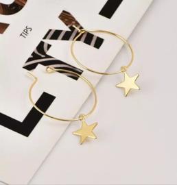 Oorbellen Stars
