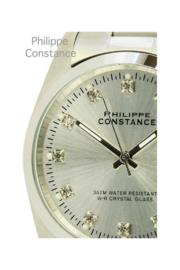 "Philippe Constance ""Stones Zilver"""