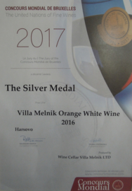 Villa Melnik | Orange Wine