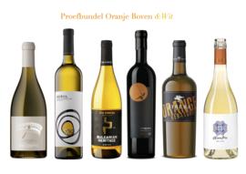 Proefbundel Oranje Boven & Wit