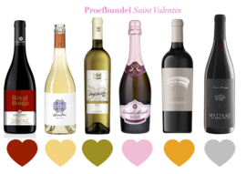 Proefbundel Saint Valentin