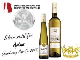 Villa Melnik   Aplauz   Chardonnay Sur Lie