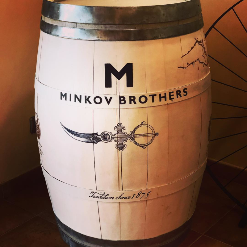 Minkov Brothers | Le Photographe | Pinot Noir