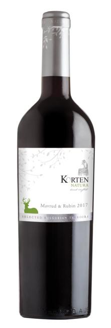 Korten Natura | Hand crafted | Mavrud & Rubin