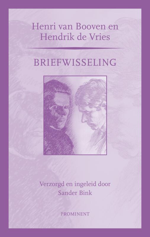 Henri van Boven en Hendrik de Vries: Briefwisseling