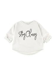 Sweater - 'Stay Classy'