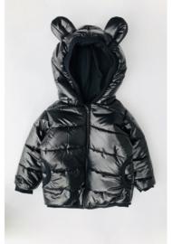 Winterjas - 'Zwart!'
