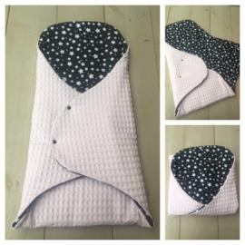 Wrapper Soft Pink / Sterren