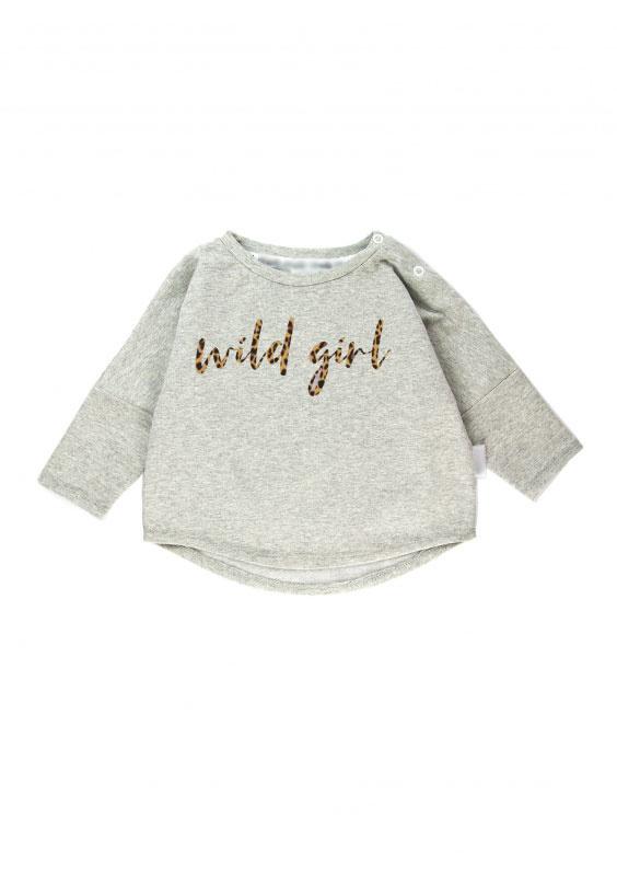 Sweater - 'Wild Girl'