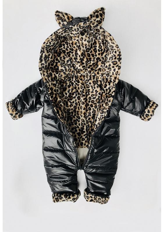 Skipakje / Onesie - 'Leopard!'