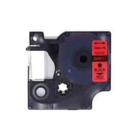 Huismerk 45017 Lettertape (Compatible met Dymo)