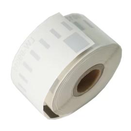 Dymo 99013 / S0722410 compatible transparant  adreslabel, 89 x 36mm, 260 labels per rol