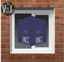 Raambord geboorte | Vince