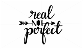 Real but not perfect