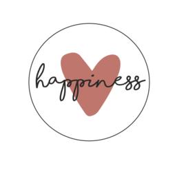Muurdots | Happiness