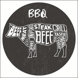 Muurdots |  BBQ BEEF