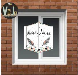Raambord geboorte | Nora