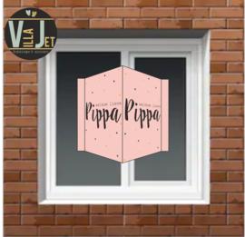 Raambord geboorte Pippa