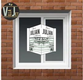 Raambord geboorte | Julian