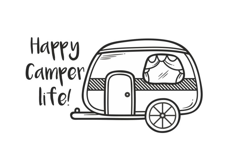 Camping | Happy camper life