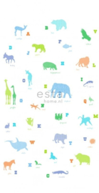 PhotowallXL animal alphabet 157320 dieren alfabet