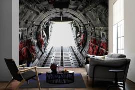 XXL wallpaper exit 470345 vliegtuig