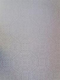 Behang in zacht roze met glans 226293