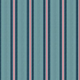 Eijffinger Pip Studio 5 behang 300135 Blurred Lines donker blauw
