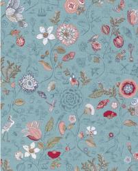 Eijffinger Pip Studio IIII behang 375003 Spring To Life Blue