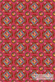 Eijffinger Pip Studio II wallpaper 313114 Singing Roses Pink