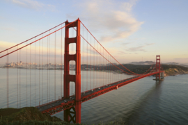 @Walls fotobehang Golden Gate 0015