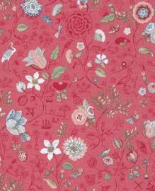 Eijffinger Pip Studio IIII behang 37004 Spring To Life Bright Pink