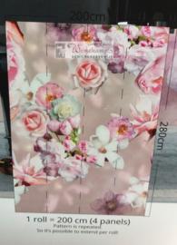 Colorful Florals & Retro INK7318 More Magnolia