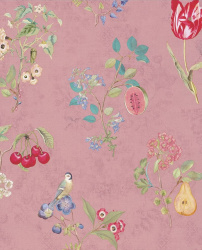 Eijffinger Pip Studio IIII behang 375023 Cherry Pip Light Pink