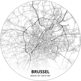 City circle behang Brussel CCB2